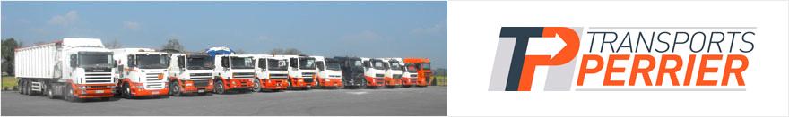 TRANSPORTS PERRIER à Etrelles 35 - Transporteur Breton