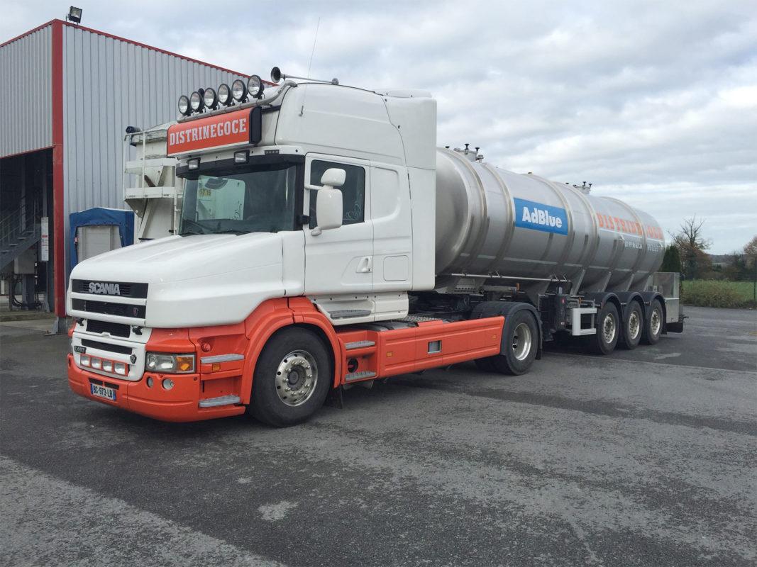 Transport produits pétroliers Transports PERRIER