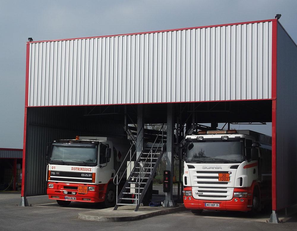 Distribution livraison de fioul fuel DISTRINEGOCE