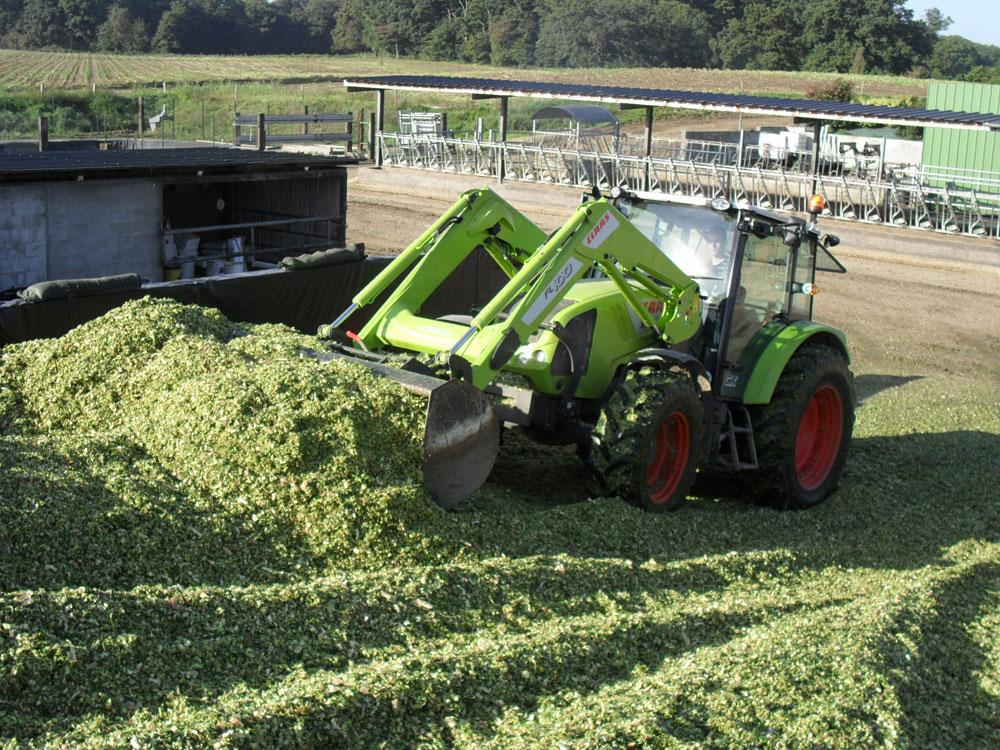 Livraison gasoil GNR (gazole non routier) pour l'agriculture Distrinegoce