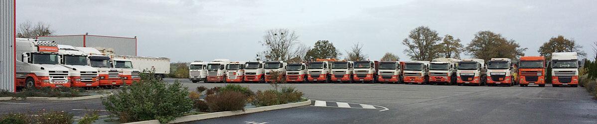 Transports PERRIER à Etrelles Bretagne - transporteur Breton